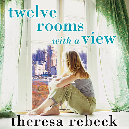 Printable Twelve Rooms With a View: A Novel Audiobook Cover Art