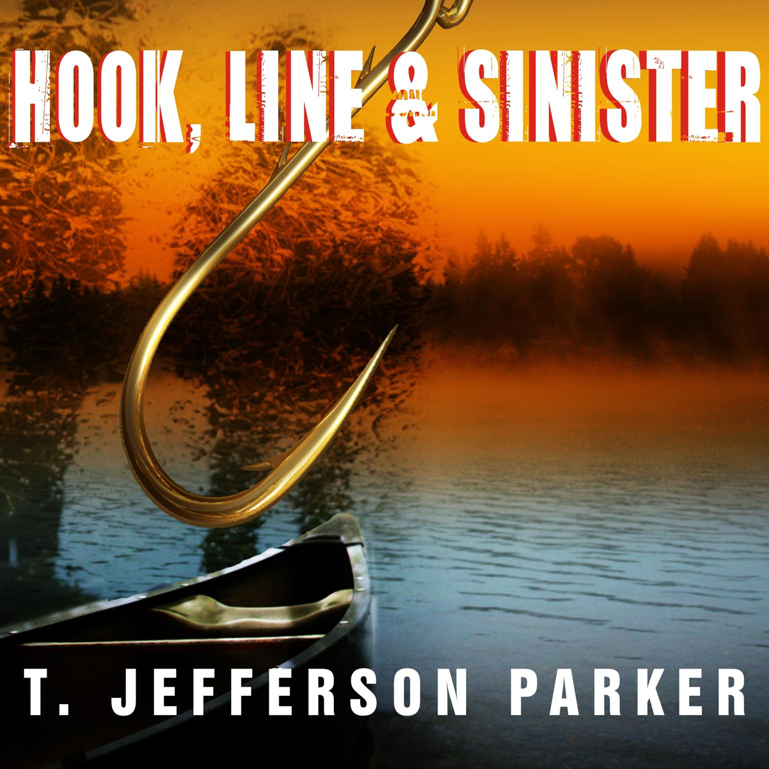 Printable Hook, Line & Sinister: Mysteries to Reel You In Audiobook Cover Art