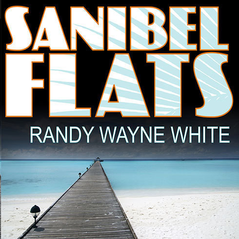 Printable Sanibel Flats Audiobook Cover Art