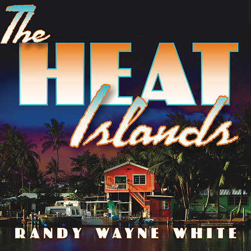 Printable The Heat Islands Audiobook Cover Art