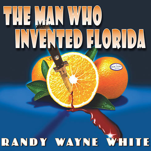 Printable The Man Who Invented Florida Audiobook Cover Art