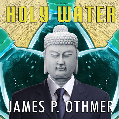 Printable Holy Water: A Novel Audiobook Cover Art