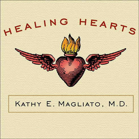 Printable Healing Hearts: A Memoir of a Female Heart Surgeon Audiobook Cover Art