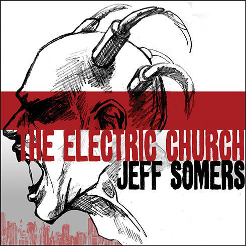 Printable The Electric Church Audiobook Cover Art