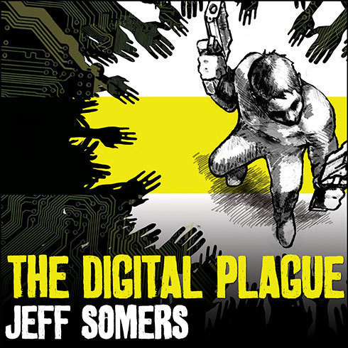 Printable The Digital Plague Audiobook Cover Art