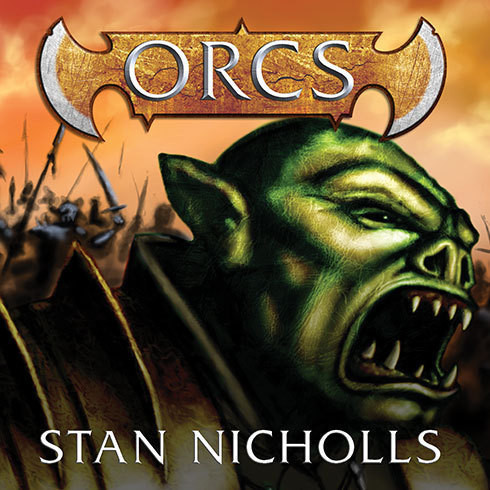 Printable Orcs Audiobook Cover Art