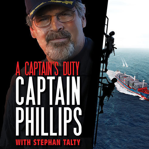 Printable A Captain's Duty: Somali Pirates, Navy SEALs, and Dangerous Days at Sea Audiobook Cover Art