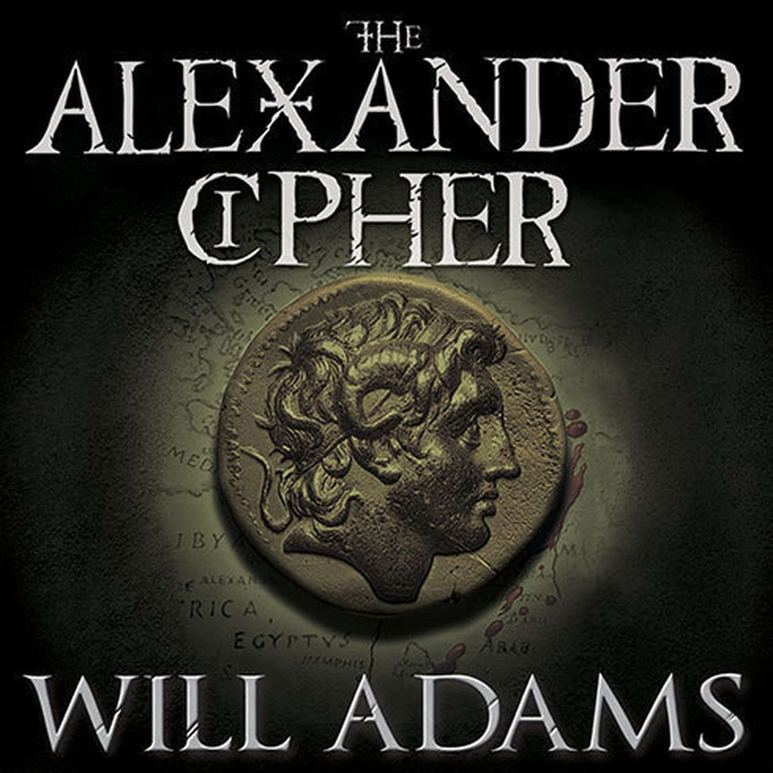 Download the alexander cipher audiobook by will adams for just 595 extended audio sample the alexander cipher a thriller audiobook by will adams buycottarizona