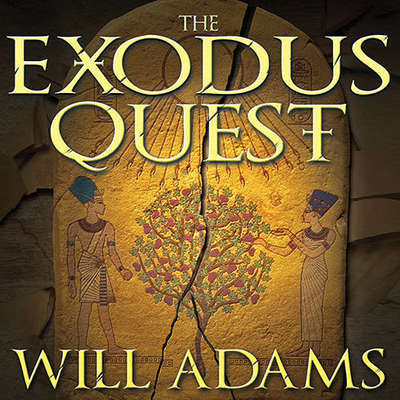 The Exodus Quest Audiobook, by Will Adams