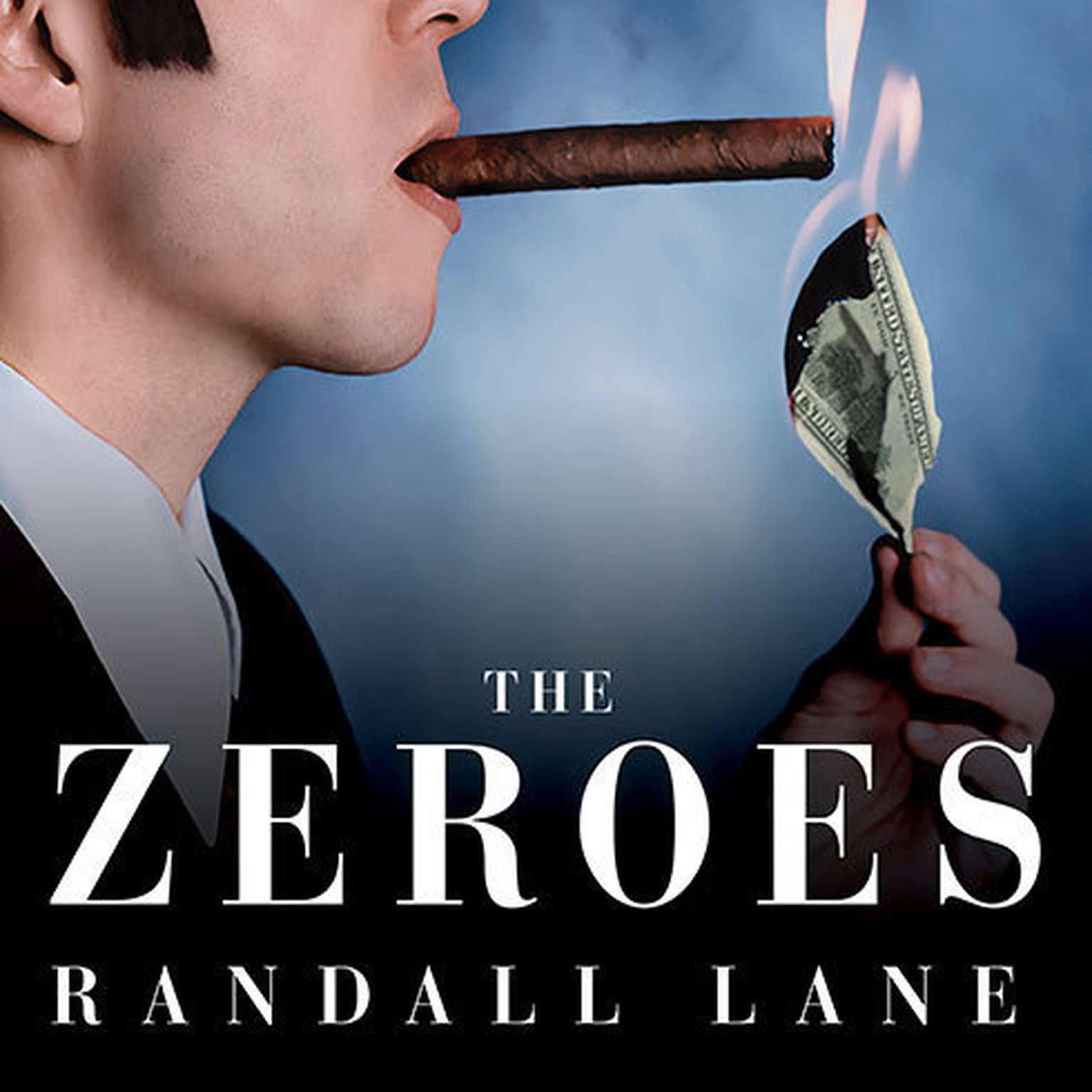 Printable The Zeroes: My Misadventures in the Decade Wall Street Went Insane Audiobook Cover Art