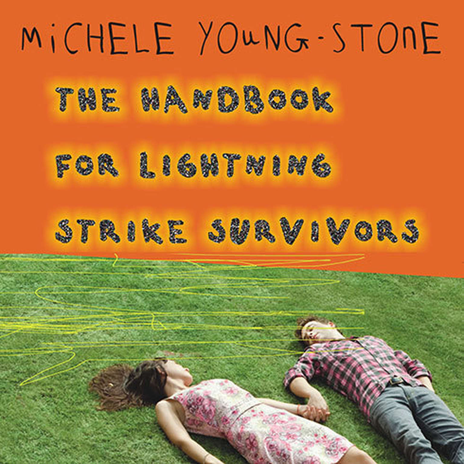 Printable The Handbook for Lightning Strike Survivors: A Novel Audiobook Cover Art