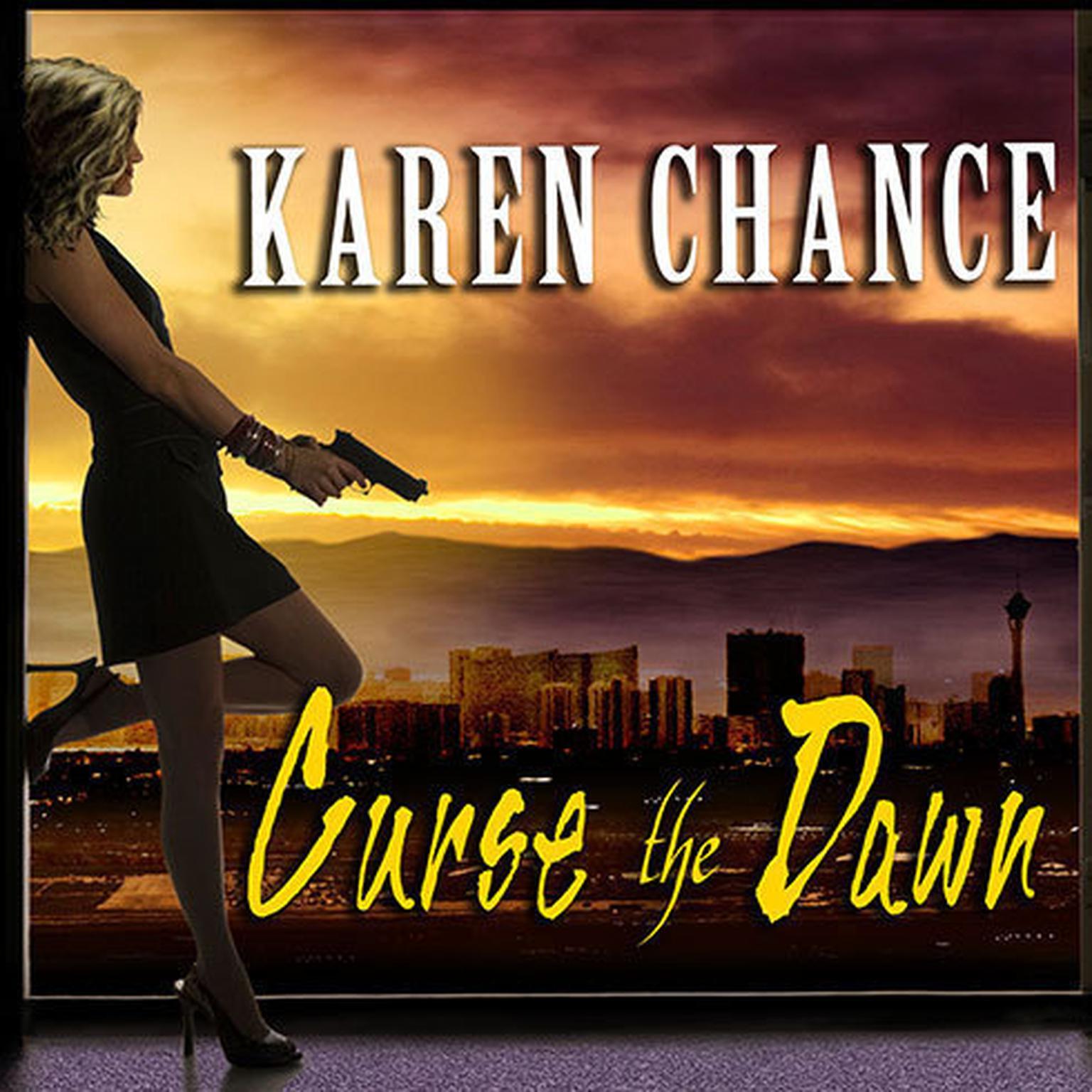 Printable Curse the Dawn Audiobook Cover Art