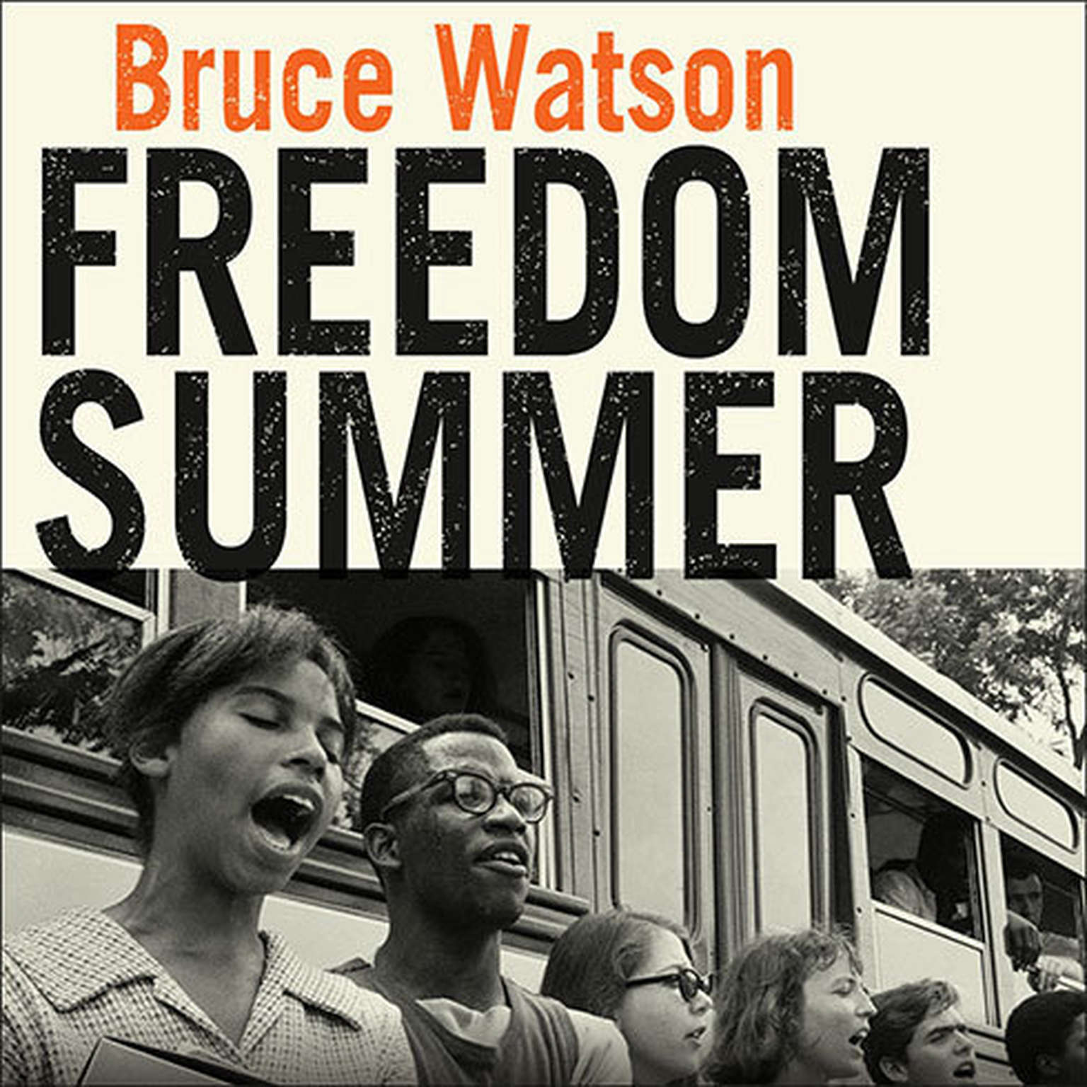 Printable Freedom Summer: The Savage Season That Made Mississippi Burn and Made America a Democracy Audiobook Cover Art