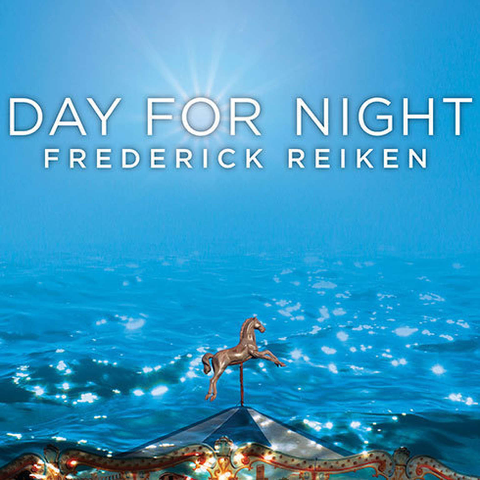 Printable Day for Night: A Novel Audiobook Cover Art