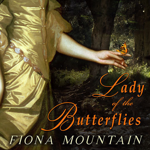 Printable Lady of the Butterflies: A Novel Audiobook Cover Art