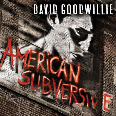 Printable American Subversive: A Novel Audiobook Cover Art