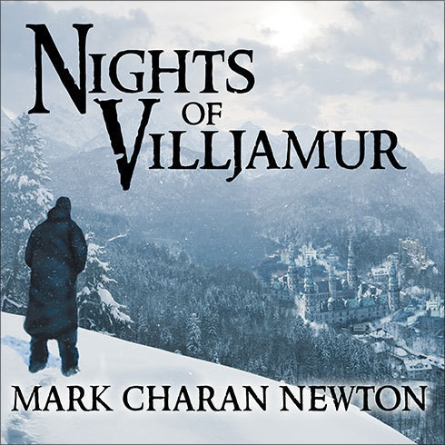 Printable Nights of Villjamur Audiobook Cover Art