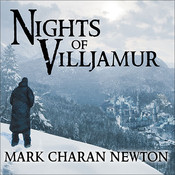 Nights of Villjamur, by Mark Charan Newton