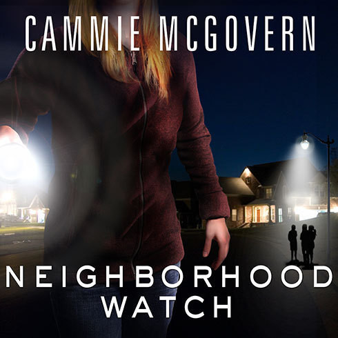Printable Neighborhood Watch: A Novel Audiobook Cover Art