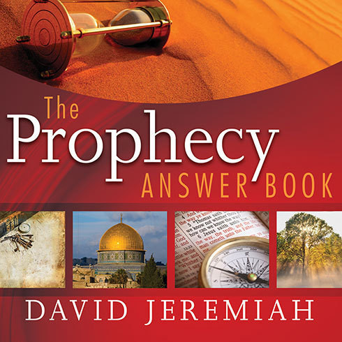 Printable The Prophecy Answer Book Audiobook Cover Art