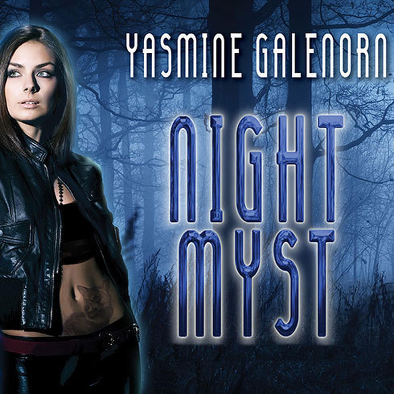 Printable Night Myst: An Indigo Court Novel Audiobook Cover Art