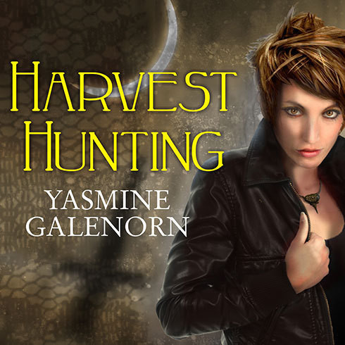 Printable Harvest Hunting: An Otherworld Novel Audiobook Cover Art