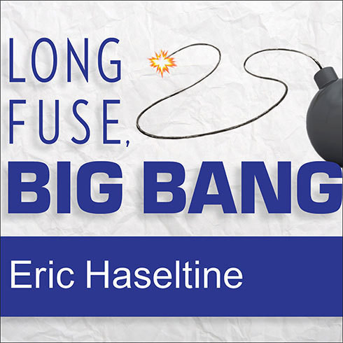 Printable Long Fuse, Big Bang: Achieving Long-Term Success Through Daily Victories Audiobook Cover Art