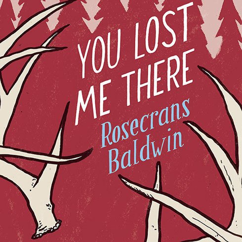 Printable You Lost Me There Audiobook Cover Art