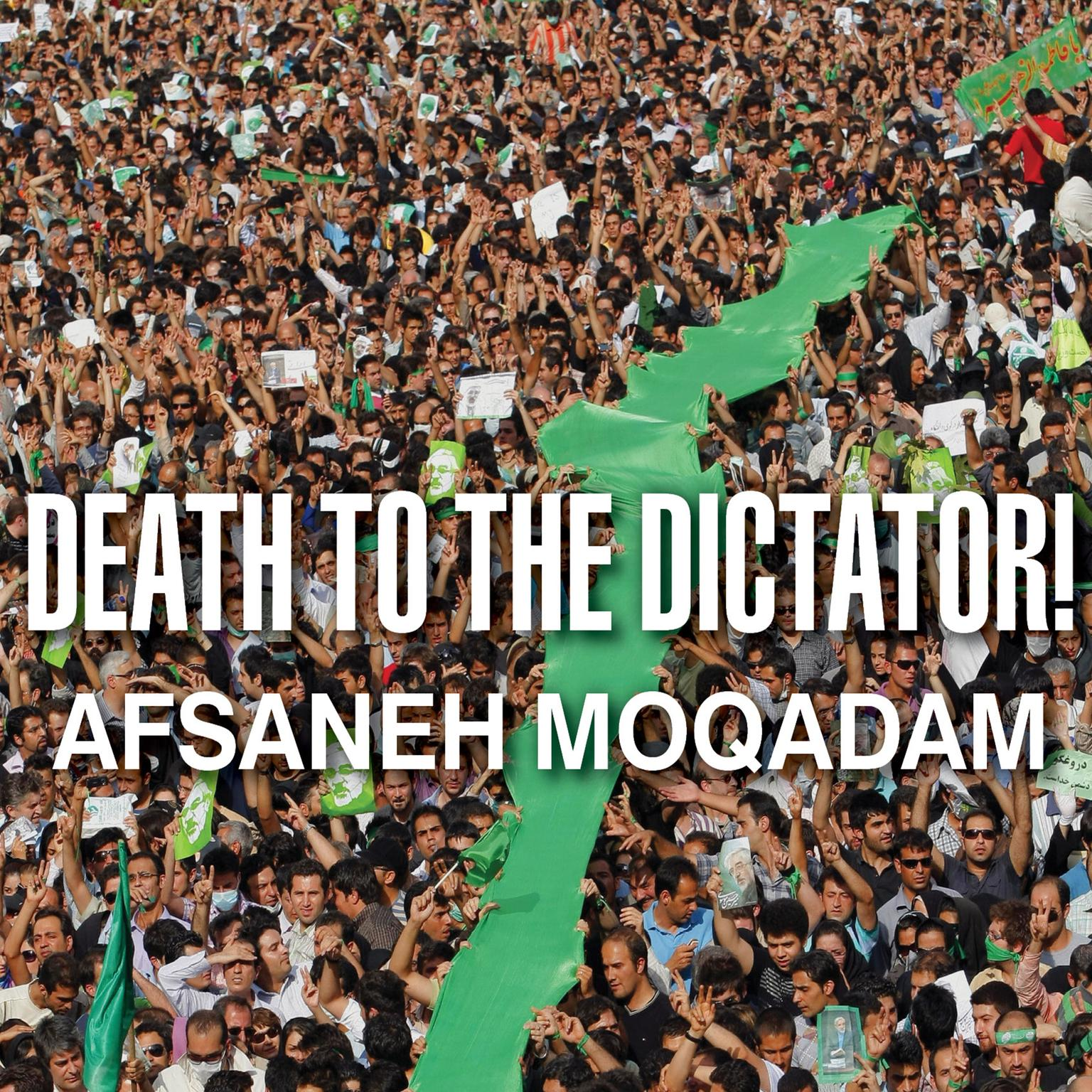 Printable Death to the Dictator!: A Young Man Casts a Vote in Iran's 2009 Election and Pays a Devastating Price Audiobook Cover Art