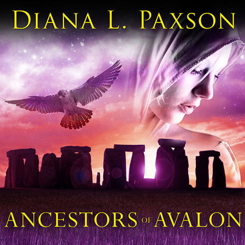 Printable Marion Zimmer Bradley's Ancestors of Avalon Audiobook Cover Art