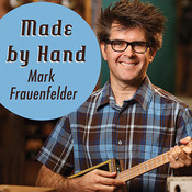 Made by Hand: Searching for Meaning in a Throwaway World, by Mark Frauenfelder