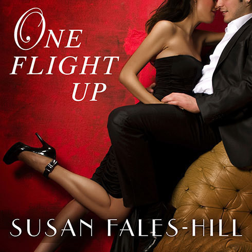 Printable One Flight Up: A Novel Audiobook Cover Art