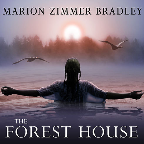 Printable The Forest House Audiobook Cover Art