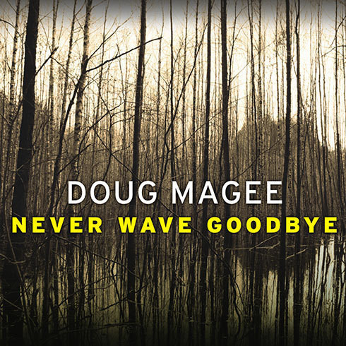 Printable Never Wave Goodbye Audiobook Cover Art
