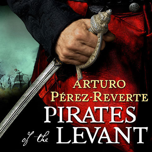 Printable Pirates of the Levant Audiobook Cover Art