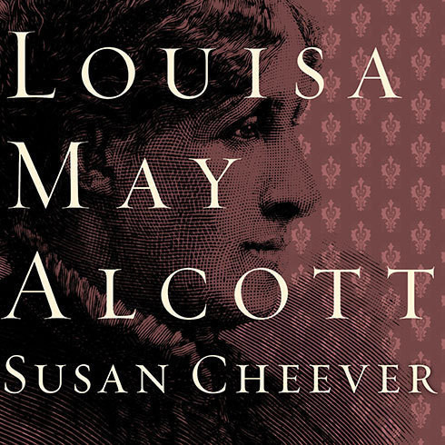 Printable Louisa May Alcott: A Personal Biography Audiobook Cover Art