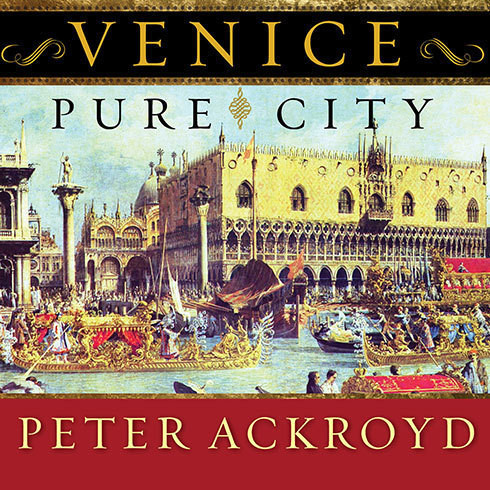 Printable Venice: Pure City Audiobook Cover Art