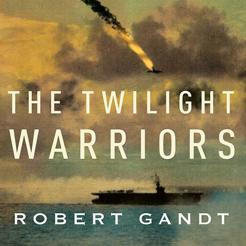 Printable The Twilight Warriors: The Deadliest Naval Battle of World War II and the Men Who Fought It Audiobook Cover Art