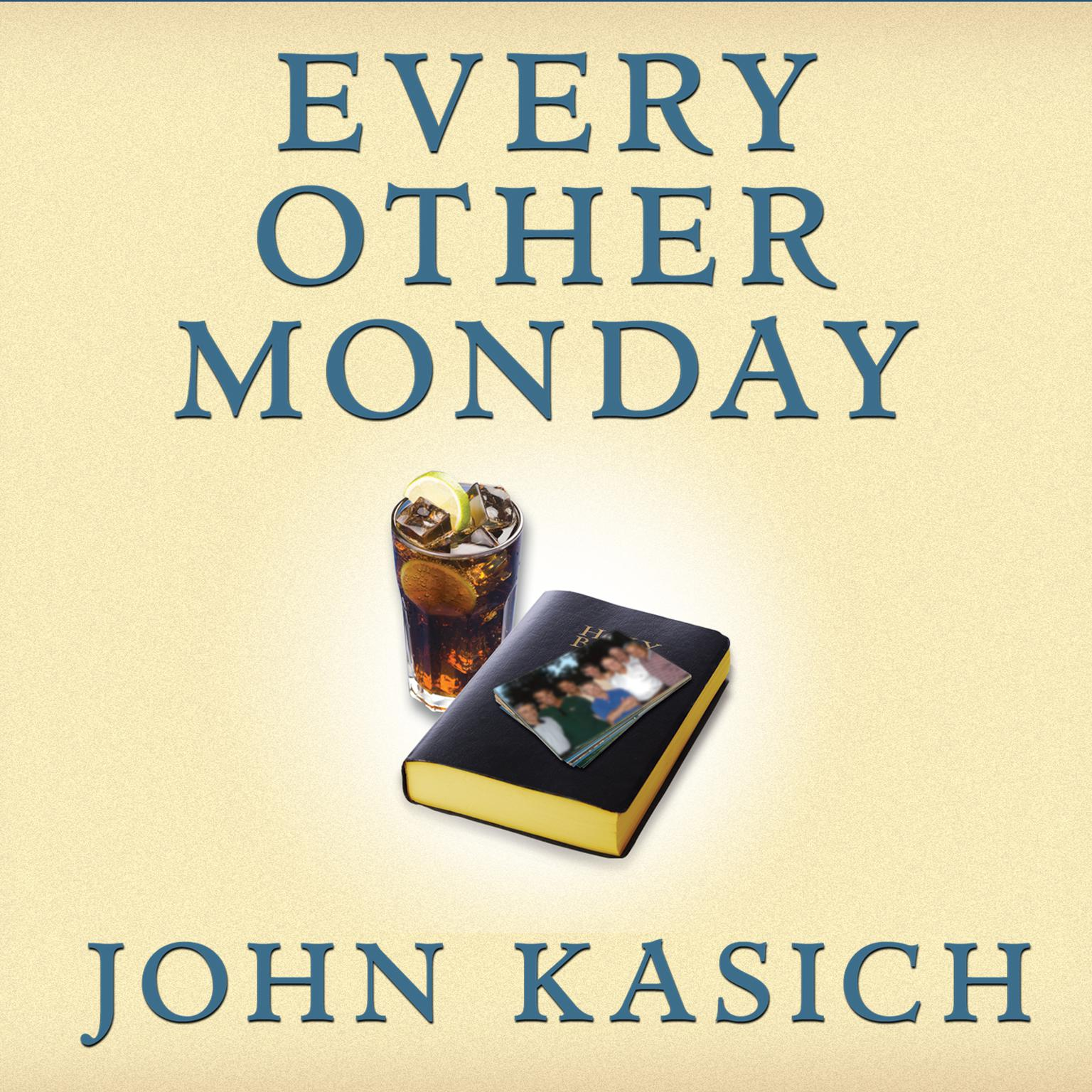Printable Every Other Monday: Twenty Years of Life, Lunch, Faith, and Friendship Audiobook Cover Art