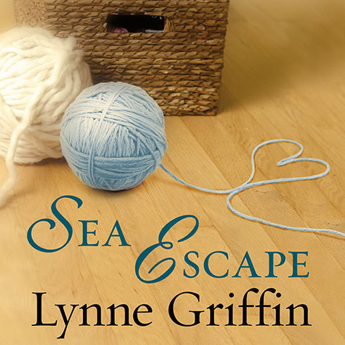 Printable Sea Escape: A Novel Audiobook Cover Art