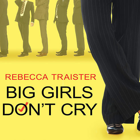 Printable Big Girls Don't Cry: The Election that Changed Everything for American Women Audiobook Cover Art
