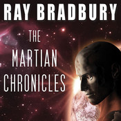 The Martian Chronicles Audiobook, by Ray Bradbury