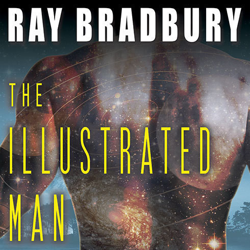 Printable The Illustrated Man Audiobook Cover Art
