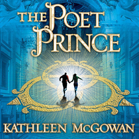 Printable The Poet Prince Audiobook Cover Art