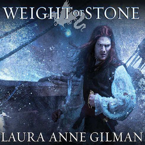 Printable Weight of Stone Audiobook Cover Art