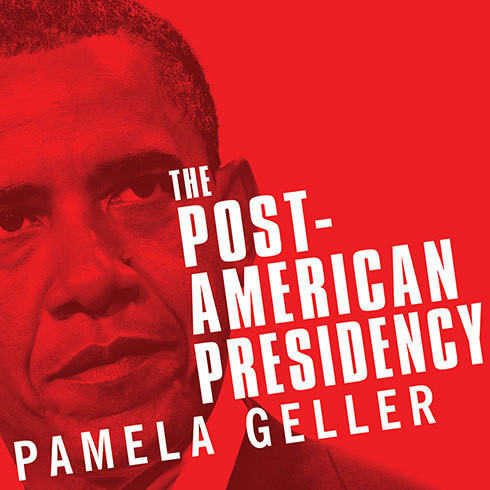 Printable The Post-American Presidency: The Obama Administration's War on America Audiobook Cover Art
