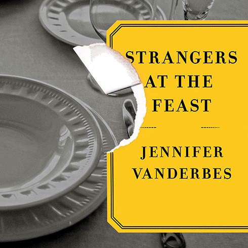 Printable Strangers at the Feast: A Novel Audiobook Cover Art