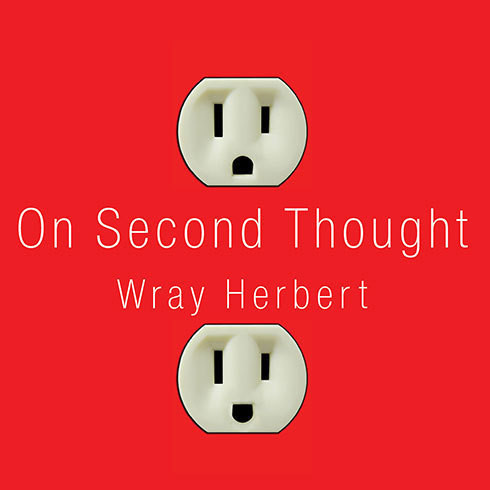Printable On Second Thought: Outsmarting Your Mind's Hard-Wired Habits Audiobook Cover Art