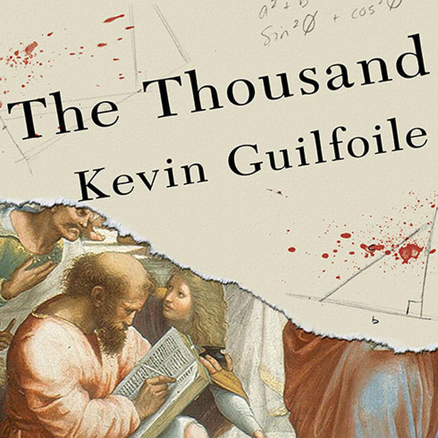 Printable The Thousand: A Novel Audiobook Cover Art