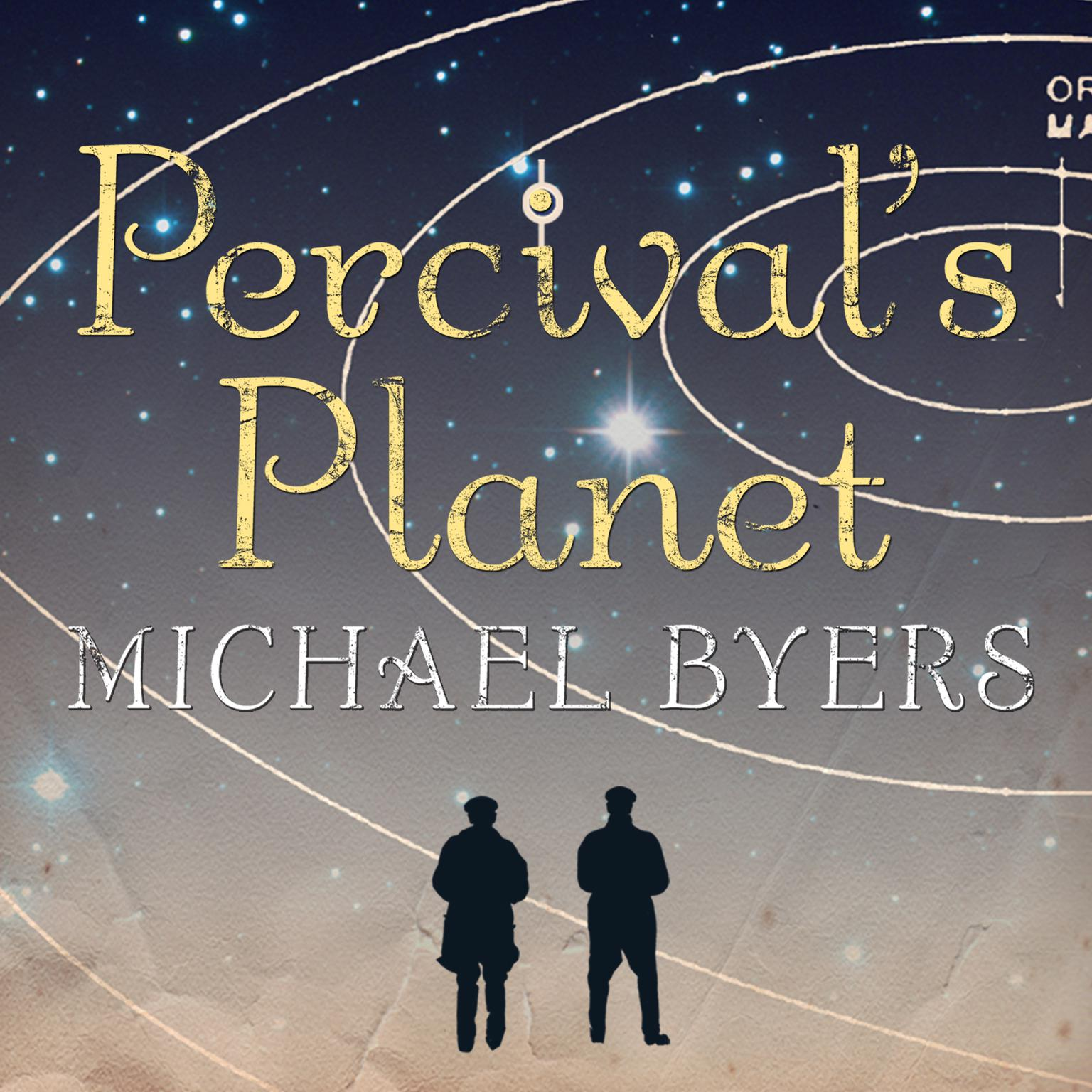 Printable Percival's Planet: A Novel Audiobook Cover Art